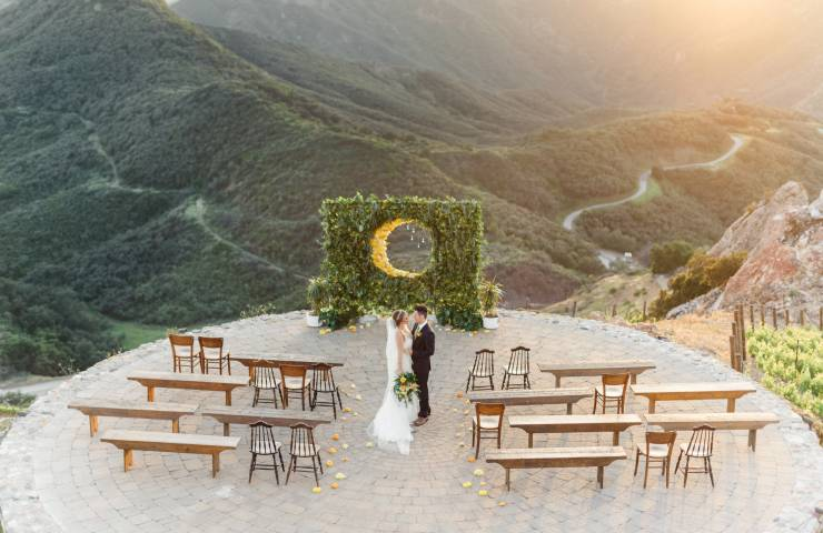 malibu rocky oaks, styled shoot, wedding inspiration
